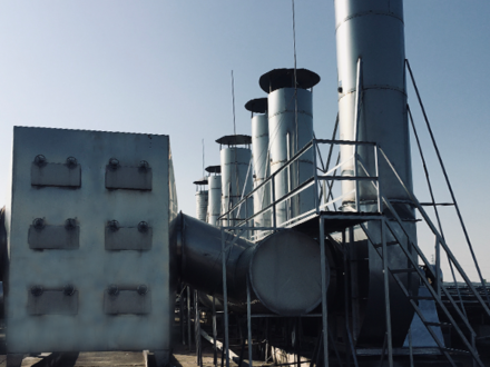活性炭吸附箱-不锈钢炭箱-环保设备厂家