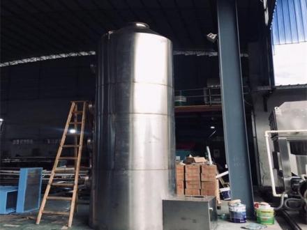 不锈钢喷淋塔-填料塔-竞博job官网竞博电竞app下载除尘-环保设备